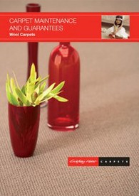 Download the Godfrey Hirst Wool Carpet Maintenance Guide
